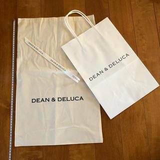 ディーンアンドデルーカ(DEAN & DELUCA)のディーンアンドデルーカ ショッパー&保存袋(ショップ袋)
