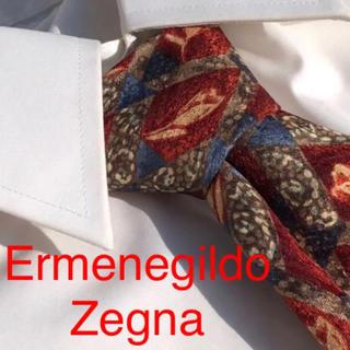 エルメネジルドゼニア(Ermenegildo Zegna)のErmenegildo Zegna シルク100%(ネクタイ)