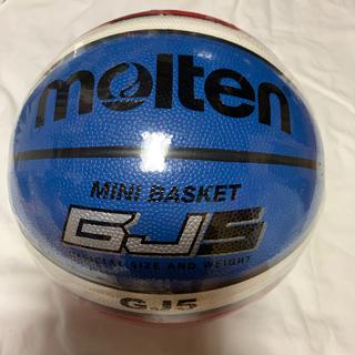 モルテン(molten)の新品【モルテン Molten】 ミニバス バスケットボール 【5号球 GJ5】 (バスケットボール)