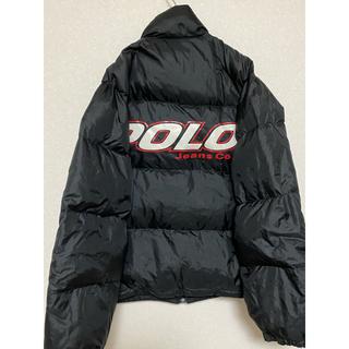 ポロラルフローレン(POLO RALPH LAUREN)の90s polo jeans ralph lauren co. ダウンジャケット(ダウンジャケット)