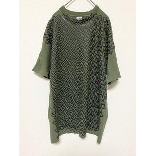 ステューシー(STUSSY)の90s old stussy FENDI パロディ made in USA(Tシャツ/カットソー(半袖/袖なし))