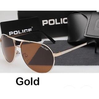新品未使用・POLICE  ディアドロップ サングラス