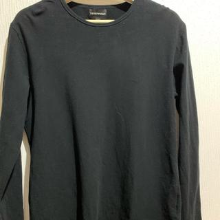 エンポリオアルマーニ(Emporio Armani)のEMPORIO ARMANI メンズ 長袖tシャツ  SALE(Tシャツ/カットソー(七分/長袖))