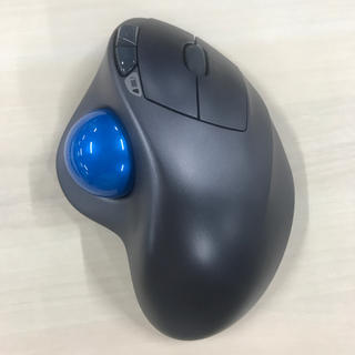 ロジクール ワイヤレスマウス トラックボール 無線 SW-M(PC周辺機器)