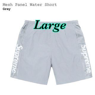 Supreme - 【確実正規品】Supreme Mesh Panel Water Short L