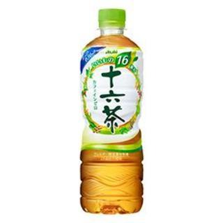 アサヒ(アサヒ)の十六茶 1ケース 24本×630㎖ カフェインゼロ 送料無料(茶)