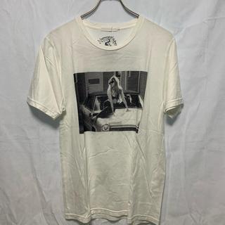 ジィヒステリックトリプルエックス(Thee Hysteric XXX)のTHEE HYSTERIC XXX Tシャツ Mサイズ バンT 中古(Tシャツ/カットソー(半袖/袖なし))