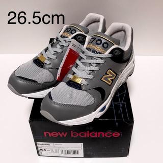 ニューバランス(New Balance)の26.5cm NEW BALANCE CM1700NJ リミテッド グレー(スニーカー)