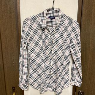 バーバリー(BURBERRY)のバーバリーロンドン チェックシャツ(シャツ/ブラウス(長袖/七分))