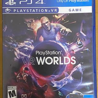 プレイステーションヴィーアール(PlayStation VR)のPlayStation VR world 米国版(家庭用ゲームソフト)