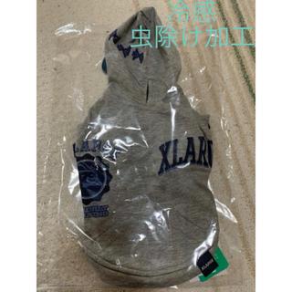 エクストララージ(XLARGE)のXLARGE 夏用パーカー 犬 服(ペット服/アクセサリー)
