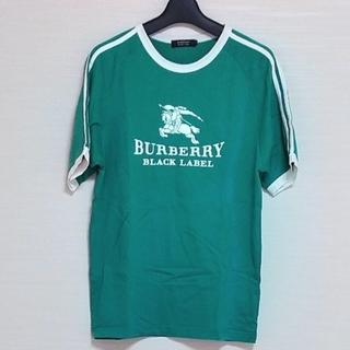 バーバリーブラックレーベル(BURBERRY BLACK LABEL)の【タンタン様専用】  バーバリーブラックレーベル Tシャツ 2枚セット 2(Tシャツ/カットソー(半袖/袖なし))