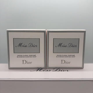 ディオール(Dior)のディオール ミスディオール  石鹸(ボディソープ/石鹸)