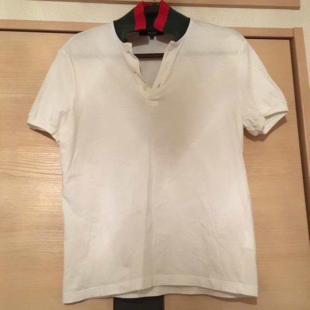 new arrival 1fe75 87127 【GUCCI】ポロシャツ | フリマアプリ ラクマ