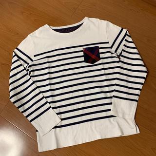 ブラックレーベルクレストブリッジ(BLACK LABEL CRESTBRIDGE)のブラックレーベルクレストブリッジ CBチェック バーバリーブラックレーベル(Tシャツ/カットソー(七分/長袖))