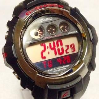 ジーショック(G-SHOCK)の【赤液晶!】G-3000-1JF G-SHOCK Gショック(腕時計(デジタル))