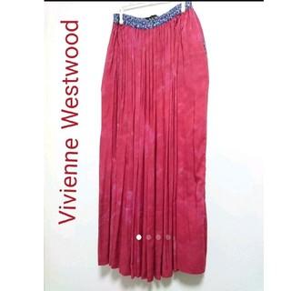 ヴィヴィアンウエストウッド(Vivienne Westwood)の【新品】Vivienne Westwood ロングスカート(ロングスカート)