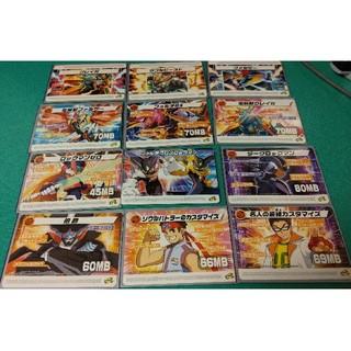 ゲームボーイアドバンス(ゲームボーイアドバンス)のロックマンエグゼ6ソフト 改造カード添付参考出品(携帯用ゲームソフト)