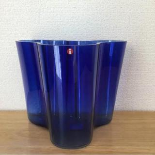 イッタラ(iittala)の未使用 イッタラ アルバアアルト花瓶 160mm(花瓶)