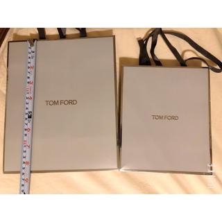 トムフォード(TOM FORD)のトムフォード ショッピングバッグ(ショップ袋)
