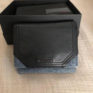 ディーゼル(DIESEL)のDIESEL 三つ折り財布(財布)