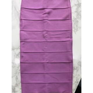 ビーシービージーマックスアズリア(BCBGMAXAZRIA)の【値下げ】BCBGMAXAZRIAタイトスカート(ひざ丈スカート)