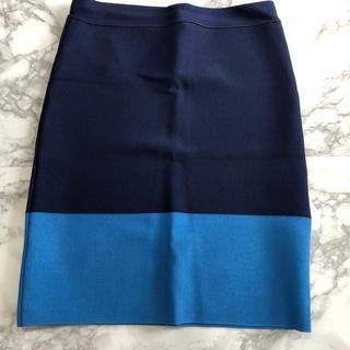 ビーシービージーマックスアズリア(BCBGMAXAZRIA)の値下げ中 BCBGMAXAZRIAタイトスカート(ミニスカート)