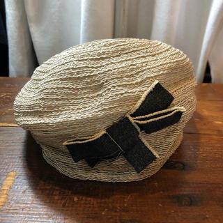 TOMORROWLAND - 麦わら帽子 ベレー  ラファエロベッティーニ