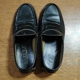 ハルタ(HARUTA)のHARUTA    ローファー    ブラック(ドレス/ビジネス)