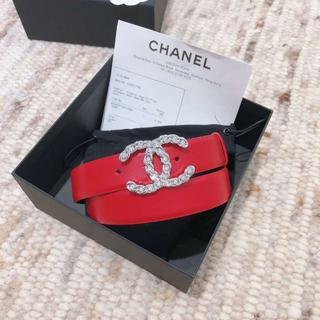 CHANEL - Chanel ベルト105cm 幅3cm