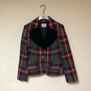 ヴィヴィアンウエストウッド(Vivienne Westwood)のラブジャケット(テーラードジャケット)