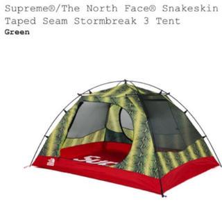 シュプリーム(Supreme)の【新品未使用】Supreme:Snake StormBreak Tent(テント/タープ)