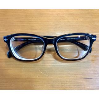ポリス(POLICE)の眼鏡 POLICE(サングラス/メガネ)