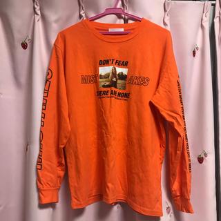 スピンズ(SPINNS)の最終値下げ!!  SPINNS ロンT ロングTシャツ Tシャツ (Tシャツ(長袖/七分))