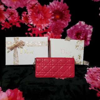 クリスチャンディオール(Christian Dior)の💖Dior レディ長財布💖(財布)