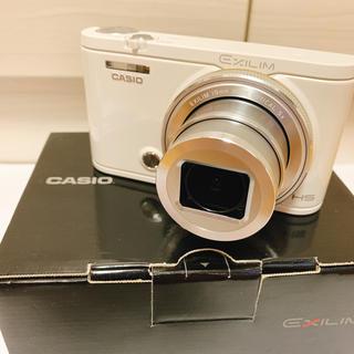 カシオ(CASIO)のEXILIM EX-ZR4100 デジタルカメラ(コンパクトデジタルカメラ)