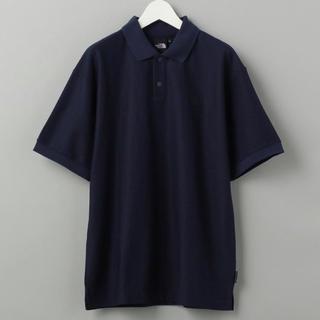 ザノースフェイス(THE NORTH FACE)のTHE NORTH FACE ポロシャツ ネイビー(ポロシャツ)
