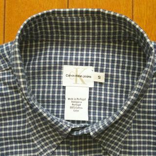 カルバンクライン(Calvin Klein)のCK(シーケー)カルバン・クラインシャツ(シャツ)