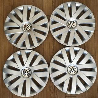 フォルクスワーゲン(Volkswagen)の【美品】VWゴルフ6ヴァリアント16インチ純正ホイールカバー(ホイール)