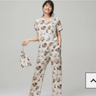 ケイタマルヤマ(KEITA MARUYAMA TOKYO PARIS)の新品・未使用 ケイタマルヤマ × GU パジャマ  ヨット Sサイズ (パジャマ)