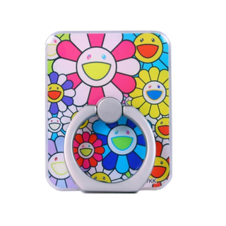 Flower Smartphone Ring / Multi color(その他)
