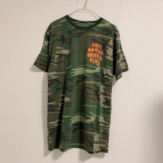 アンチ(ANTI)のASSC 迷彩 Tシャツ(Tシャツ/カットソー(半袖/袖なし))