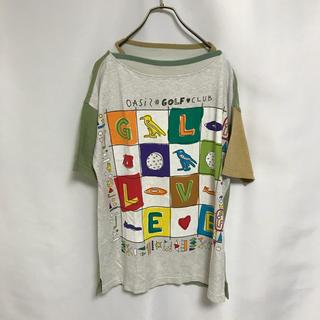 カステルバジャック(CASTELBAJAC)のTシャツ カステルバジャック カットソー メンズ 総柄 CASTELBAJAC(シャツ)