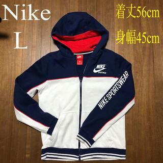 NIKE - Nike Sports Wear パーカー (L) レディース?