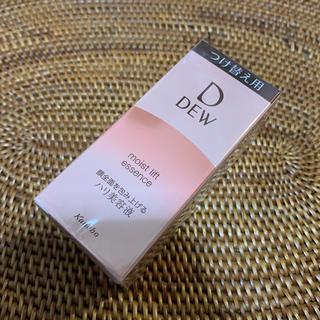 デュウ(DEW)のdew ハリ美容液 レフィル(美容液)