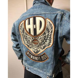 ハーレーダビッドソン(Harley Davidson)のハーレーダビッドソンGジャン(Gジャン/デニムジャケット)