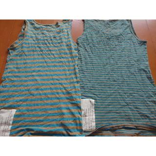 オールドベティーズ(OLD BETTY'S)のオールドベティーズ タンクトップ2枚(Tシャツ(半袖/袖なし))