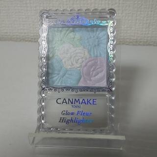 キャンメイク(CANMAKE)の(F) キャンメイク グロウフルールハイライター 01(フェイスカラー)