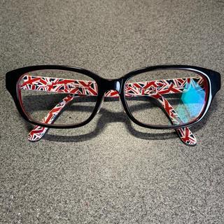 ゾフ(Zoff)の老眼鏡 0.5 ウエリントン 調光レンズ(サングラス/メガネ)