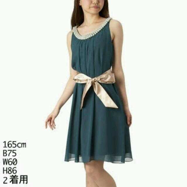 0587654d9f5e5 RU - 新品 マルイ RU パーティードレスの通販 by pipi s shop ...